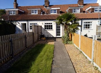 Thumbnail 2 bed terraced house to rent in Church Mews, Main Street, Swanland, North Ferriby