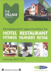 Thumbnail Leisure/hospitality for sale in The Village, Europarc, Grimsby, North East Lincolnshire