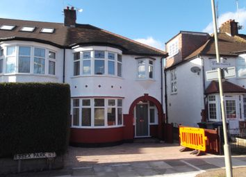 Thumbnail 3 bed semi-detached house for sale in Essex Park, Finchley
