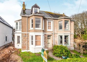 Thumbnail 4 bed semi-detached house for sale in Carbis Bay, St Ives, Cornwall