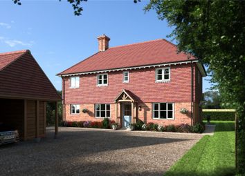 Thumbnail 4 bed detached house for sale in Orchard Lane, Challock, Ashford, Kent