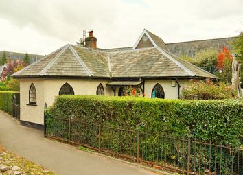 Thumbnail 2 bedroom detached bungalow for sale in Pen Y Pound, Abergavenny