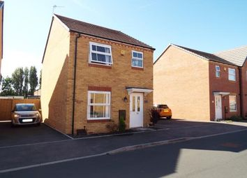Thumbnail 3 bed detached house for sale in Faulkes Road, Holbrooks, Coventry, West Midlands