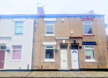 Thumbnail 2 bed terraced house for sale in Jubilee Street, Middlesbrough