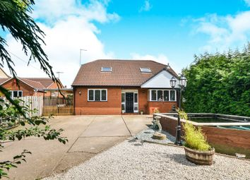 Thumbnail 4 bed detached house for sale in Great Northern Road, Eastwood, Nottingham
