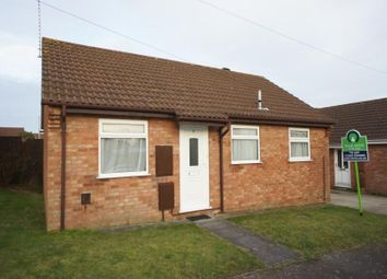 Thumbnail 2 bed bungalow to rent in Rackham Close, Hopton, Great Yarmouth