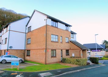 Thumbnail 2 bedroom flat for sale in Crabtree Close, Plymouth