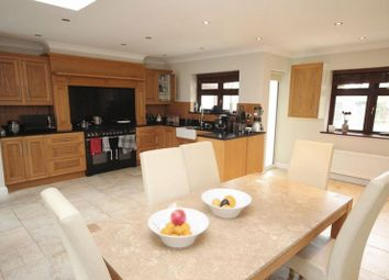 Thumbnail 5 bed detached house for sale in The Crescent, Taverham Road, Drayton, Norwich
