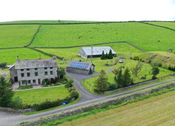 Wellheads Farmhouse, Sedgwick, Cumbria LA8. 3 bed detached house for sale