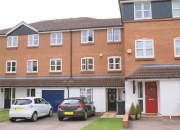 Thumbnail 5 bed town house for sale in Evans Wharf, Apsley Lock, Hemel Hempstead, Hertfordshire