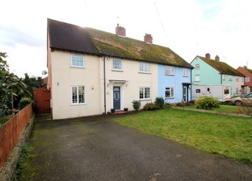 Thumbnail 4 bed semi-detached house for sale in Forge Street, Dedham, Colchester