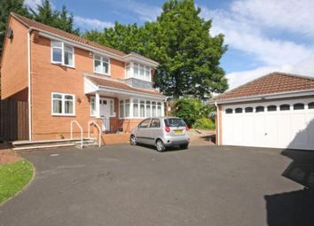 Thumbnail 4 bedroom detached house for sale in Castle Riggs, Chester Le Street