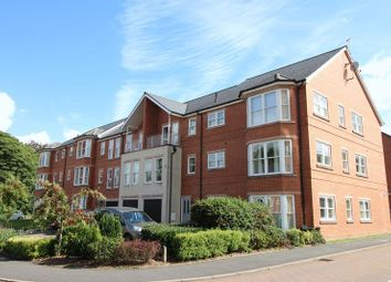 Thumbnail 2 bed flat for sale in Apartment 2, 26, Willow Drive, Cheddleton