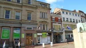 Thumbnail Office to let in 8A Market Place, Derby