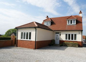 Thumbnail 4 bed detached bungalow for sale in The Hill, Glapwell, Chesterfield, Derbyshire