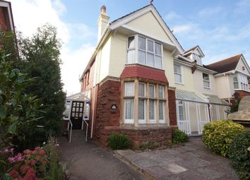 Thumbnail 3 bed flat for sale in Torquay Road, Paignton