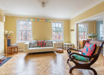 Thumbnail 3 bed flat for sale in Mandeville Court, Hampstead