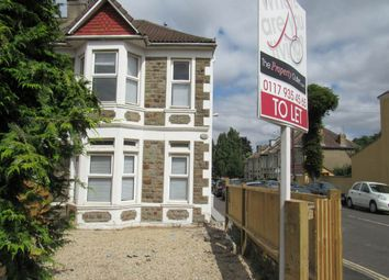 Thumbnail 5 bed end terrace house to rent in Fishponds Road, Fishponds, Bristol