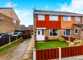 Thumbnail 3 bed semi-detached house for sale in Turnberry Way, Dinnington, Sheffield