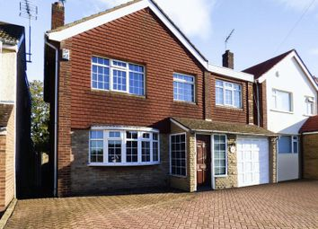 Thumbnail 4 bed detached house for sale in Summerhouse Drive, Bexley