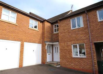 Thumbnail 1 bed flat for sale in Bates Close, Loughborough
