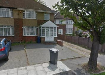 Thumbnail 5 bed semi-detached house to rent in Selbourne Gardens, Hendon