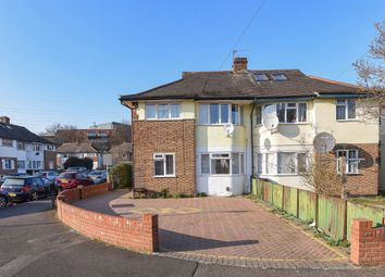 Thumbnail 2 bedroom maisonette for sale in Liberty Avenue, Colliers Wood, London
