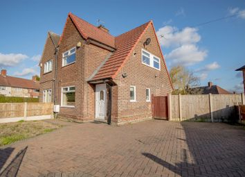 3 bed link-detached house for sale in Tunstall Crescent, Aspley, Nottinghamshire NG8