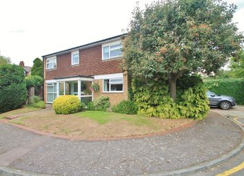 Thumbnail 3 bed detached house for sale in Weavers Close, Gravesend