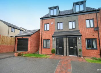 Thumbnail 3 bed town house for sale in Porter Close, Aykley Heads, Durham