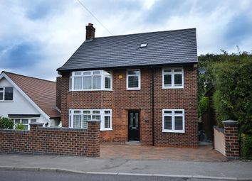 Thumbnail 4 bed detached house for sale in Robin Down Lane, Mansfield