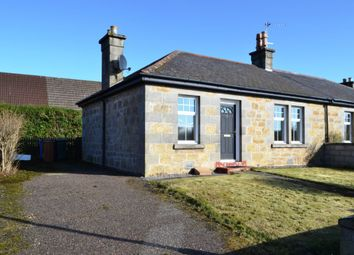 Thumbnail 2 bed semi-detached bungalow to rent in 2 Abbeyview, Kinloss, Forres, 3Tl.