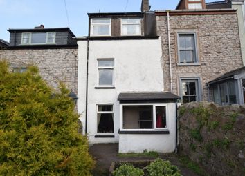 Thumbnail 4 bed terraced house for sale in Railway Terrace, Dalton In Furness, Cumbria