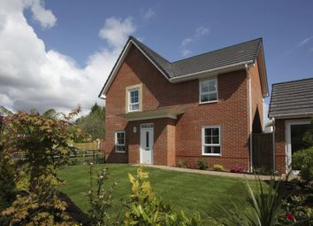 "Thumbnail 4 bedroom detached house for sale in ""Lincoln"" at Lytham Road, Warton, Preston"