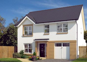 "Thumbnail 4 bed detached house for sale in ""The Rosebury"" at Edinburgh Road, Newhouse, Motherwell"