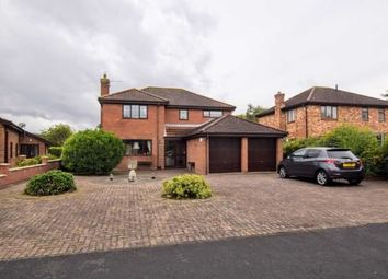Thumbnail 4 bed detached house for sale in Manor Park, Legbourne, Louth