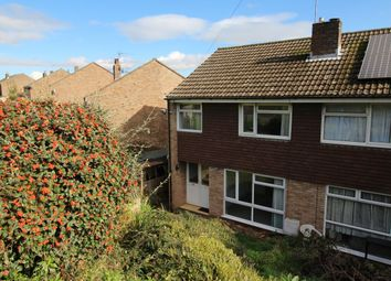 Thumbnail 3 bed semi-detached house for sale in Leeside, Portishead, Bristol