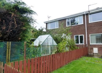 Thumbnail 3 bed end terrace house for sale in Lumley Drive, Consett