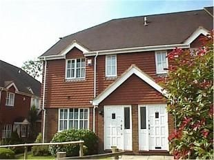 Thumbnail 2 bedroom terraced house for sale in Little Park, Durgates, Wadhurst