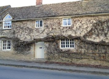 Thumbnail 3 bedroom cottage to rent in Bibury Road, Coln St Aldwyns