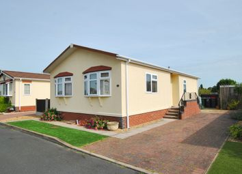 Thumbnail 2 bed mobile/park home for sale in The Moorings, Long Lane, Telford, Shropshire