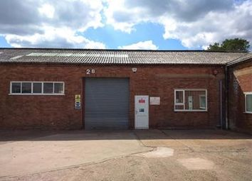 Thumbnail Light industrial to let in 2B Derwent Close, Worcester, Worcestershire