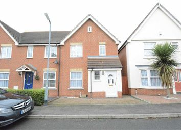 Thumbnail 3 bed property for sale in Hill House Drive, Chadwell St Mary, Essex