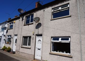 Thumbnail 2 bedroom terraced house for sale in Gladstone Terrace, Ballyclare