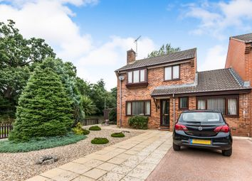 Thumbnail 3 bed detached house for sale in Bluebell Avenue, Tiverton