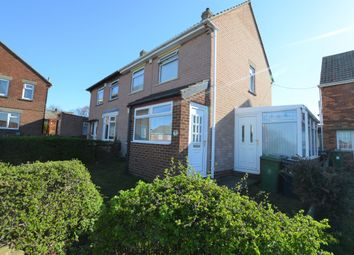 Thumbnail 2 bed semi-detached house for sale in Garth Crescent, Winlaton, Blaydon-On-Tyne