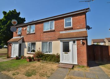 Thumbnail 3 bed semi-detached house for sale in Parkeston Road, Felixstowe