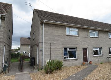 Thumbnail 3 bedroom flat to rent in King Ina Road, Somerton