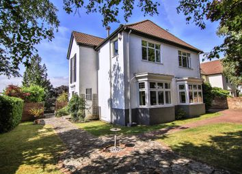 Thumbnail 4 bedroom detached house for sale in Clinton Road, Penarth