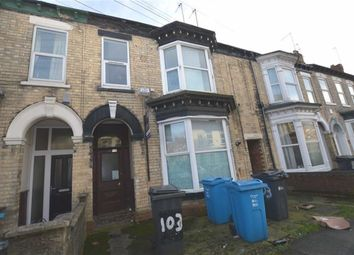 Thumbnail 4 bed flat for sale in De Grey Street, Hull